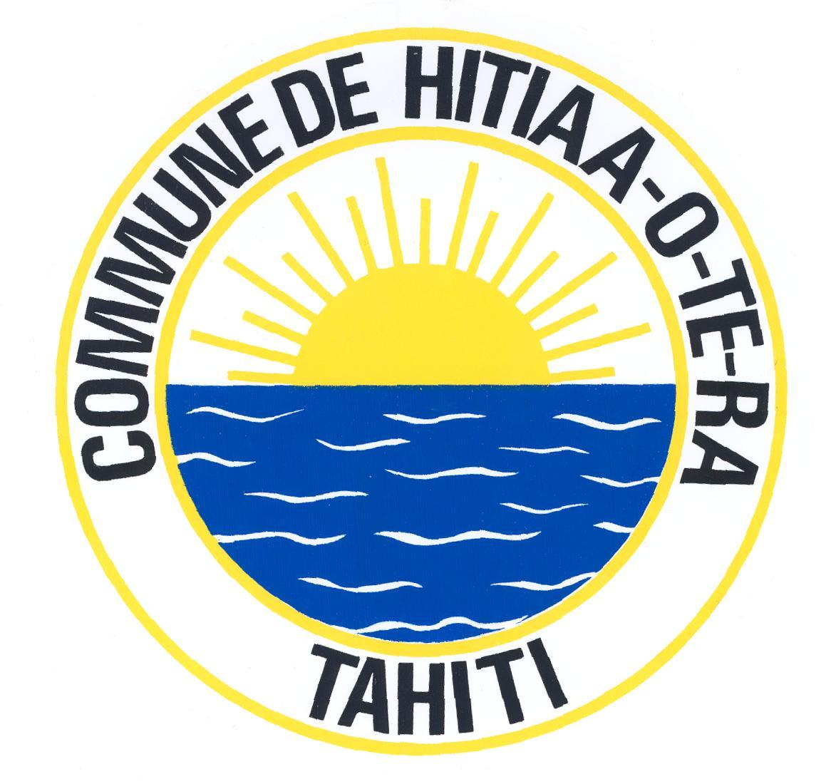 Logo de la Commune de Hiti'a o te ra