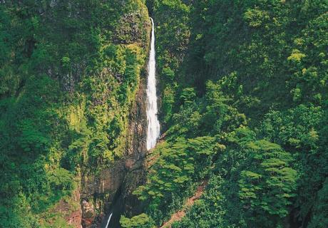 La cascade de Vaipo. © Philippe BACHET