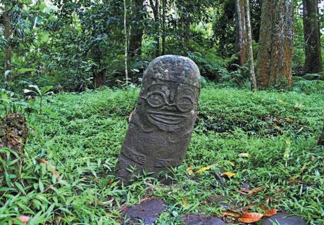 Tiki Utuka. © Tahiti Héritage, Bruno LUPAN