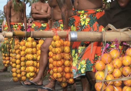 Porteurs d'oranges©Gregory Boissy
