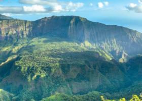 Le plateau de Tamanu. © Fred JACQ
