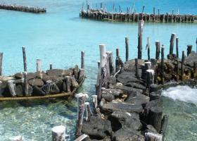 Les parcs à poissons traditionnels en pierre