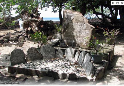 Commune de Maupiti