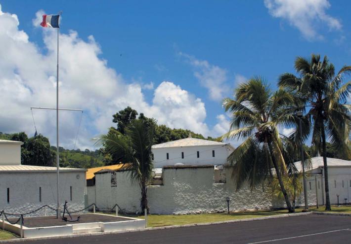 © Tahiti Héritage, Olivier MAZAT