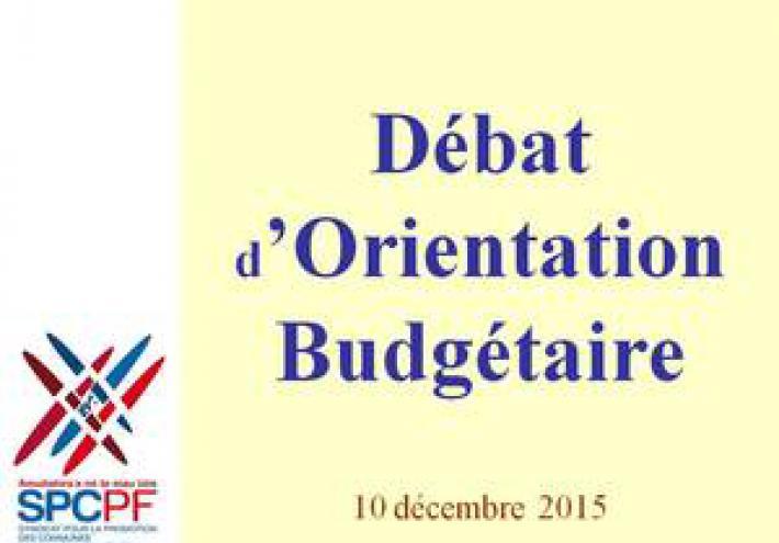 Les délégués syndicaux du SPCPF en DOB ce jeudi 10 décembre
