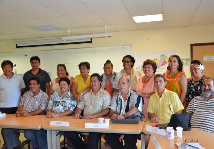 15 élus ont participé à la formation budget©spcpf