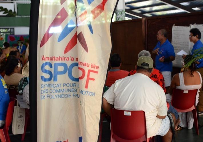 Accueil des délégués du SPCPF ©SPCPF