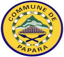 Logo de la commune de Papara