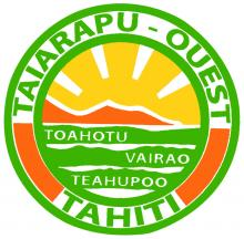 Logo Taiarapu-ouest