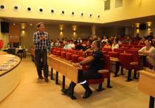 Rencontre des formateurs du CGF©tahiti info